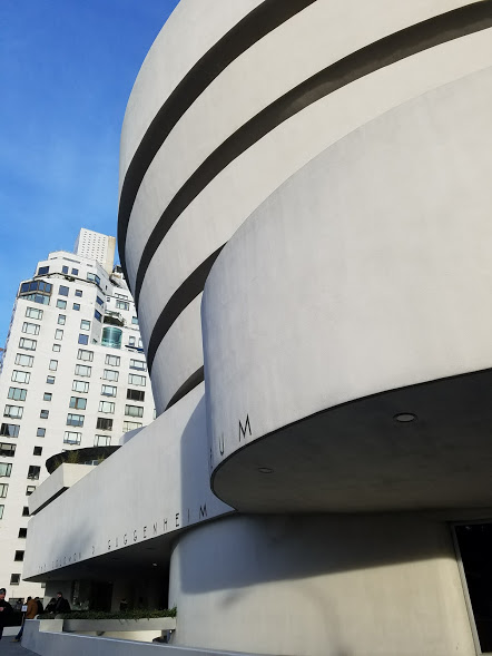 guggenheim museum manhattan new york nyc