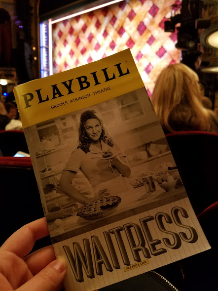 waitress broadway musical nyc new york