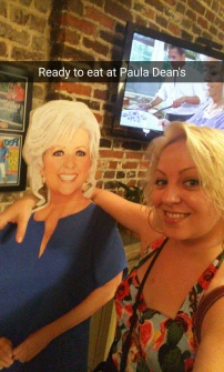 paula dean lady and sons savannah georgia restaurant