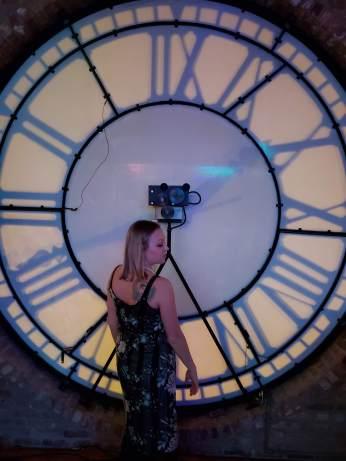 fashion show compass to care clock4