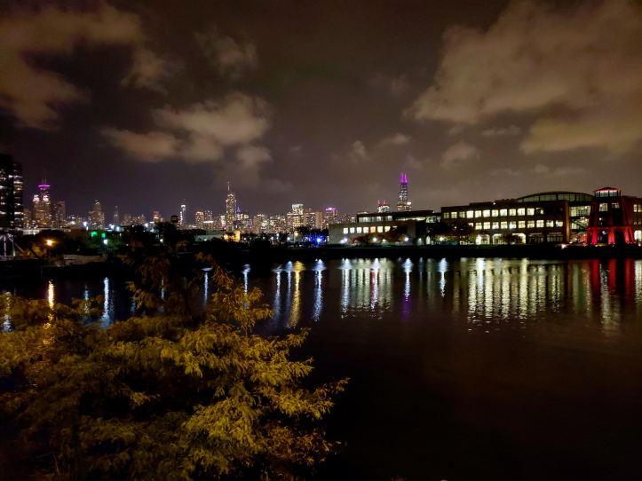 chicago skyline goose island