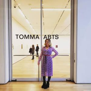 art institute chicago tomma abts exhibit
