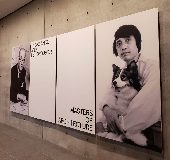 masters of architecture tadao ando le corbusier wrightwood 659 chicago
